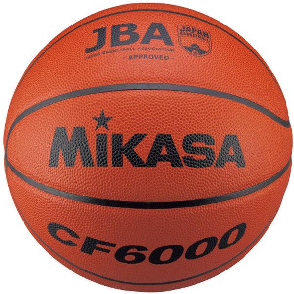 バスケットボール検定球6号  0 1球 MG CF6000 ミカサ(取寄品)