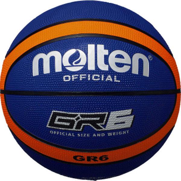 バスケットボール(6号球)  0 1球 MT BGR6BO モルテン(取寄品)
