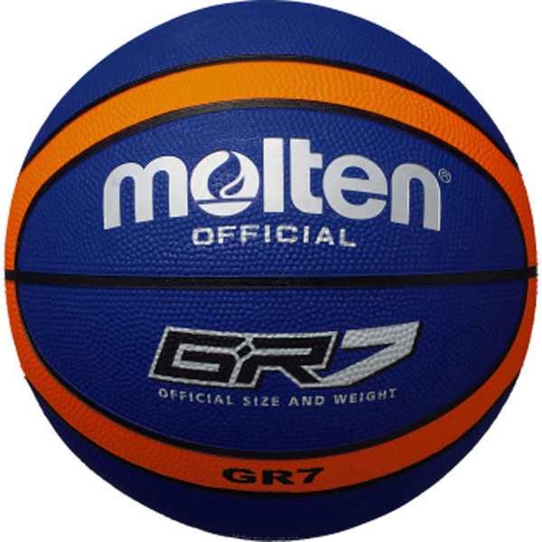 バスケットボール(7号球) GR7  0 1球 MT BGR7BO モルテン(取寄品)