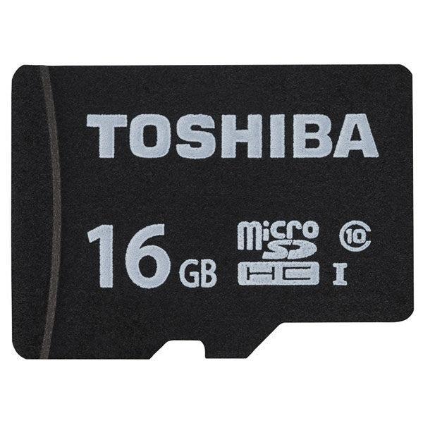 東芝(国内正規) microSD16GB
