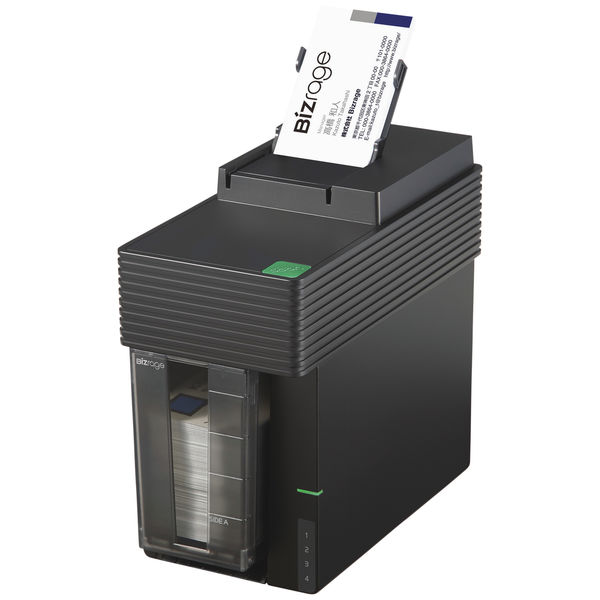 キングジム デジタル名刺ボックス BIZRAGE ビズレージ 1個 DNX100