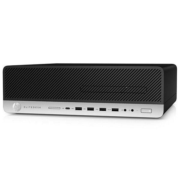 HP(ヒューレット・パッカード) EliteDesk 800 G3 SF i5ー6500/4.0/500d/10D73/e 1DH23PA#ABJ  (直送品)