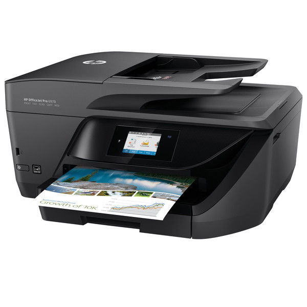 HP(ヒューレット・パッカード) HP OfficeJet Pro 6970 J7K34A#ABJ 1台  (直送品)