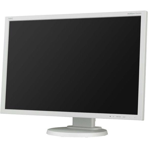 NEC 24型液晶ディスプレイ(白) LCD-E245WMI 1台  (直送品)