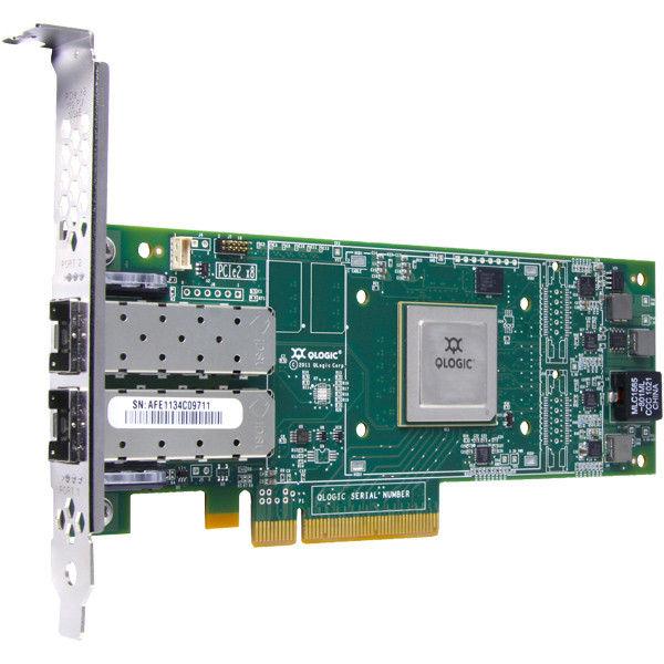 HP(ヒューレット・パッカード) HPE SN1100Q 16Gb Dual Port ファイバーチャネル ホストバスアダプタ P9D94A 1個  (直送品)