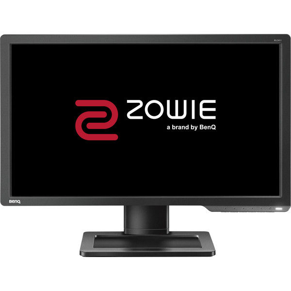 BenQ ZOWIEシリーズ ゲーミングモニター (24インチ/フルHD/144Hz駆動/ブルーライト軽減) XL2411 1台  (直送品)