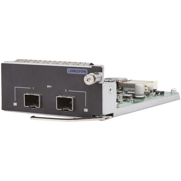 HP(ヒューレット・パッカード) HPE 5130/5510 10GbE SFP+ 2port Module JH157A 1個  (直送品)