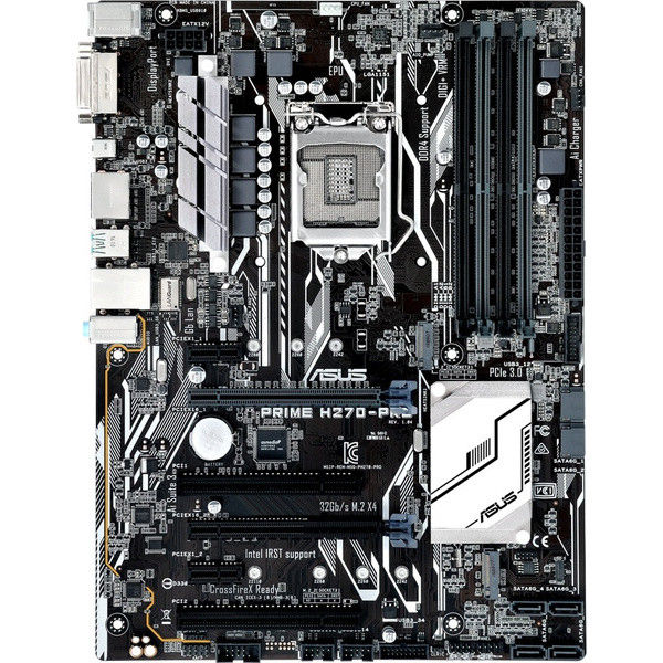 ASUS H270搭載マザーボード PRIME/H270-PRO 1台  (直送品)