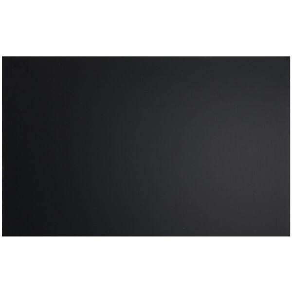 アスカ 枠無ブラックボード長L BB022BK 2枚 (直送品)