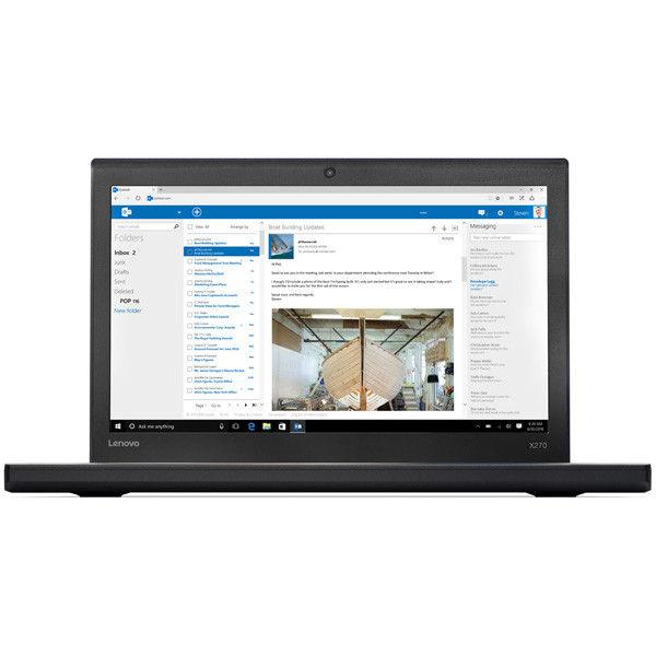 Lenovo ThinkPad X270 (Core i7ー7600U/4/256/Win10Pro/12.5) 20HN000UJP 1台  (直送品)