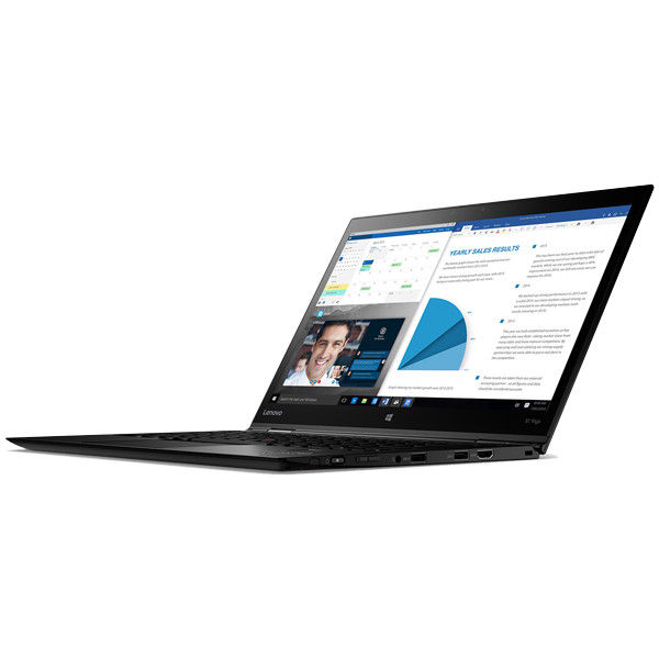 Lenovo ThinkPad X1 Yoga (Core i7ー7500U/8/256/Win10Pro/14) 20JD0002JP 1台  (直送品)