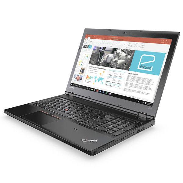 Lenovo ThinkPad L570 (15.6型ワイド/3955U/4GB/500GB/Win7Pro) 20JQ000SJP 1台  (直送品)