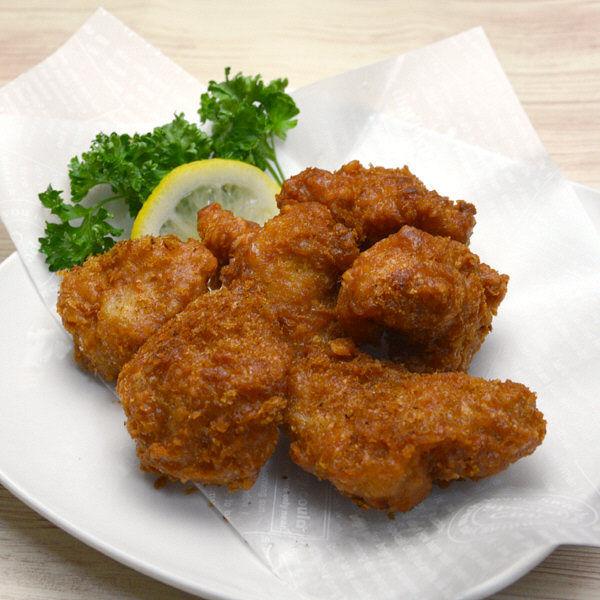 味の素 業務用やわらか鶏もも唐揚げ 2kg【取寄せ冷凍食材】(直送品)
