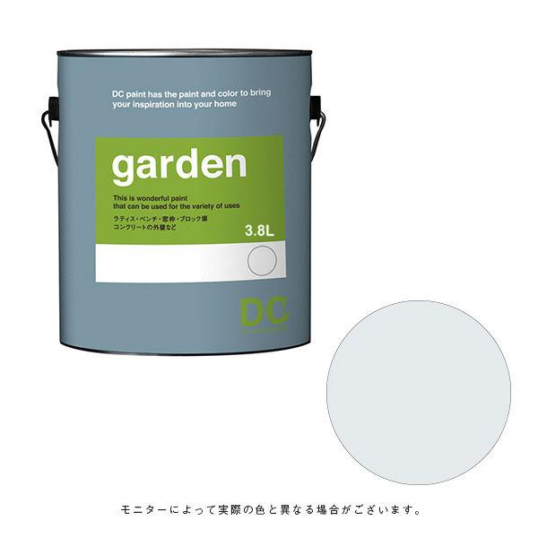 カラーワークス 屋外用ペイント DCペイント ガーデン ガロン 0537 3.8L (直送品)