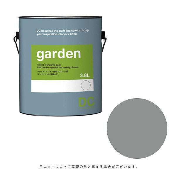 カラーワークス 屋外用ペイント DCペイント ガーデン ガロン 0548 3.8L (直送品)