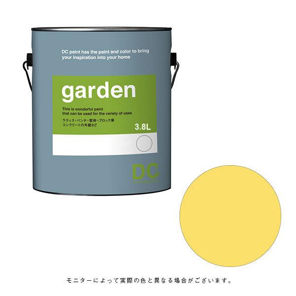 カラーワークス 屋外用ペイント DCペイント ガーデン ガロン 0814 3.8L (直送品)