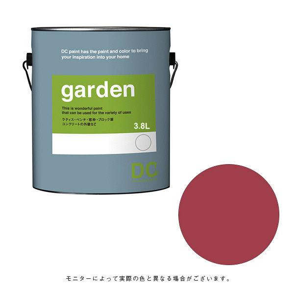 カラーワークス 屋外用ペイント DCペイント ガーデン ガロン 1136 3.8L (直送品)