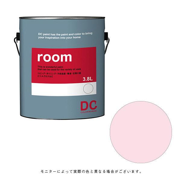 カラーワークス 室内壁用ペイント DCペイント ルーム ガロン 0083 3.8L (直送品)