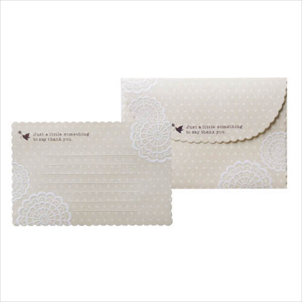 包む ミニレターセット &0-037 1セット (直送品)