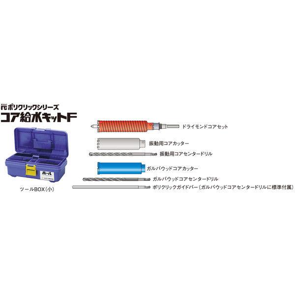 ミヤナガ コア給水キット F38R (直送品)