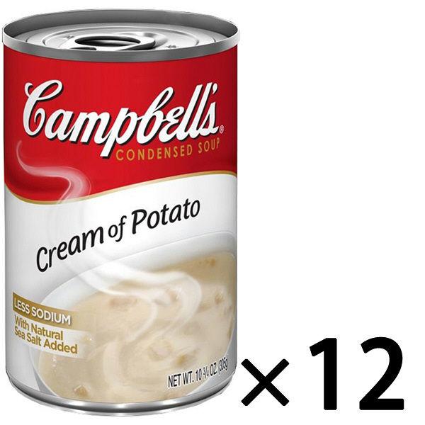 キャンベル クリームポテト 12缶