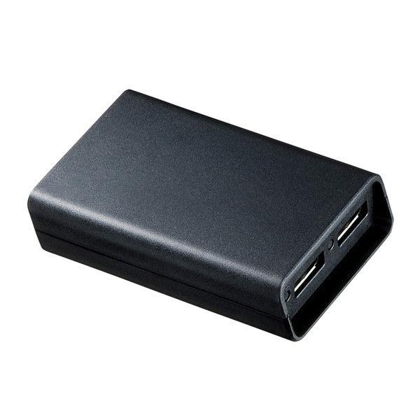 サンワサプライ DisplayPort MSTハブ(DisplayPort×2) AD-MST2DP 1個 (直送品)