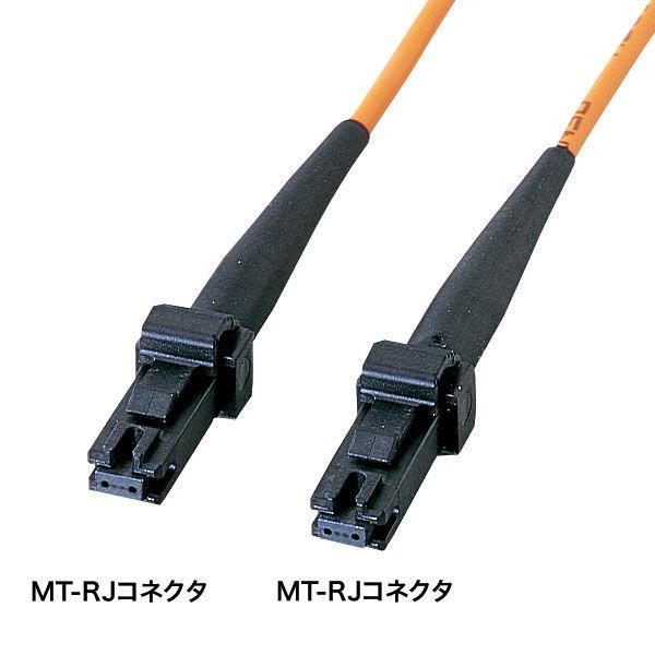 サンワサプライ MT-RJパッチケーブル1m HKB-MTMT6-1 1個 (直送品)