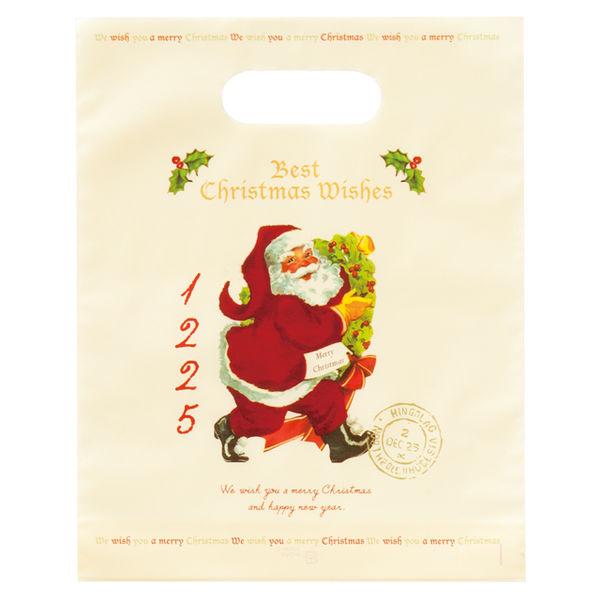 ヘッズ クリスマスアンティ-クサンタPEバック-4 XAQ-4 1セット(500枚:100枚×5パック)(直送品)