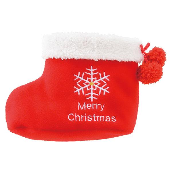 ヘッズ クリスマスブーツギフトバッグ-M XBO-BM 1セット(30枚:10枚×3パック)(直送品)