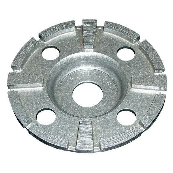 日立工機 ダイヤモンドカッター 100mm×15 (カップ) ダブル 00324584 (直送品)
