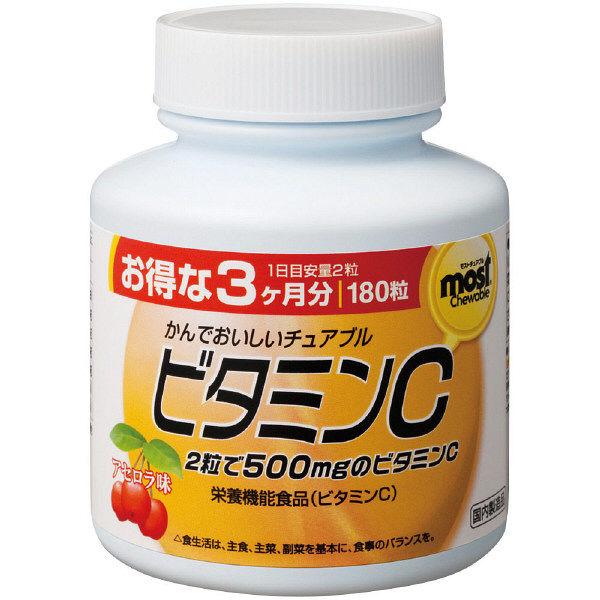 MOSTチュアブルビタミンC 90日分