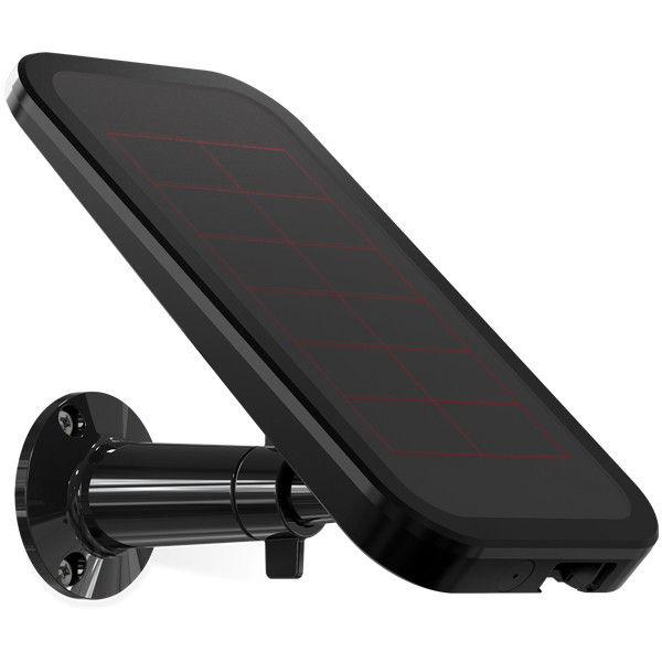 NETGEAR WiFiネットワークカメラ Arlo Pro/Arlo Go用ソーラー充電パネル VMA4600-10000S 1個  (直送品)