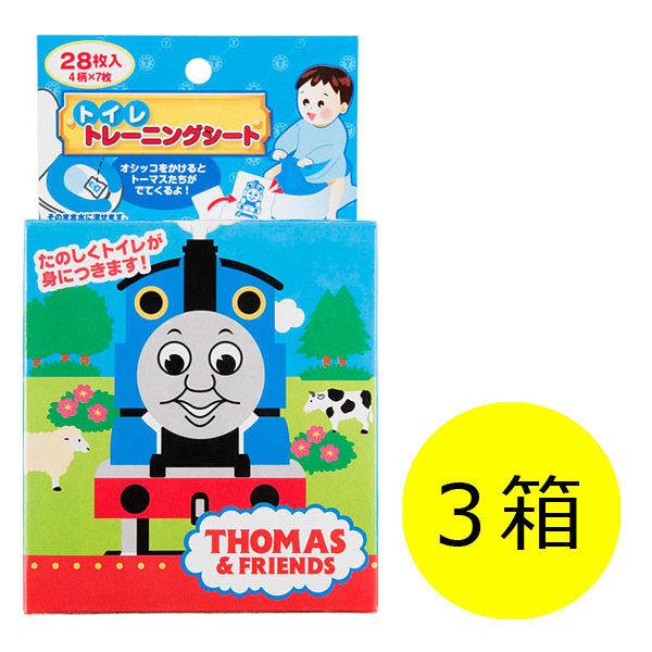トイレトレーニングシート トーマス 3箱
