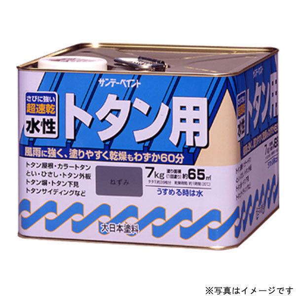 サンデーペイント 水性トタン用塗料A スカイブルー 7K #145US (直送品)
