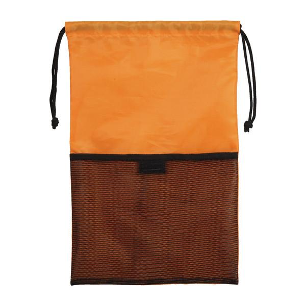 アーテック メッシュアシストバッグ オレンジ 168040 2個 (直送品)