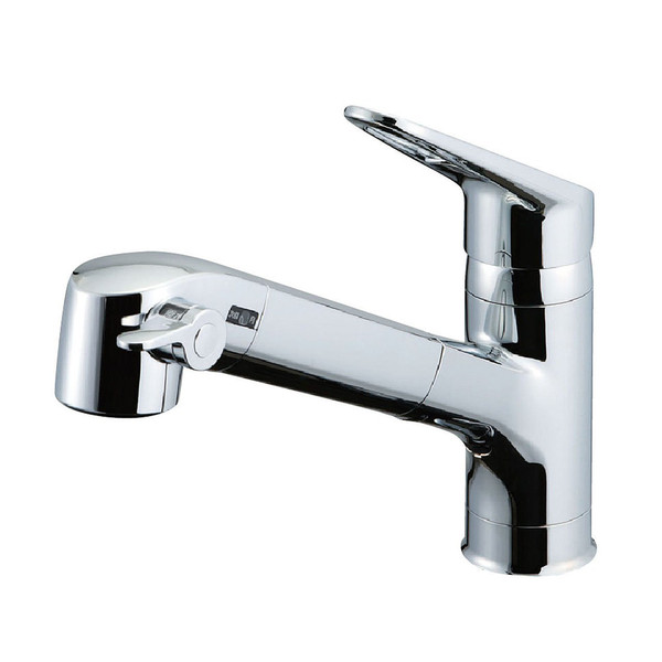 LIXIL ワンホール浄水器内蔵キッチン水栓 RJF-771Y (直送品)