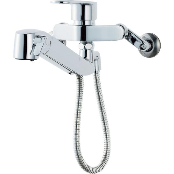 LIXIL 壁付浄水器内蔵型キッチン水栓 RJF-865Y (直送品)