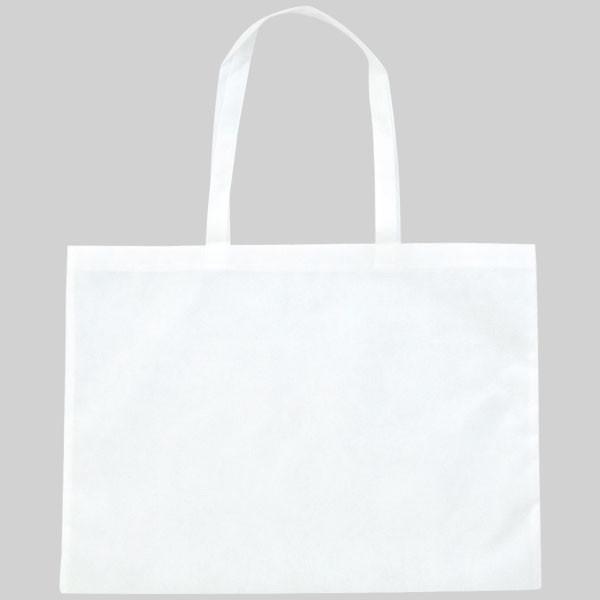 アーテック 作品収納バッグ大不織布/白 11303 10枚 (直送品)