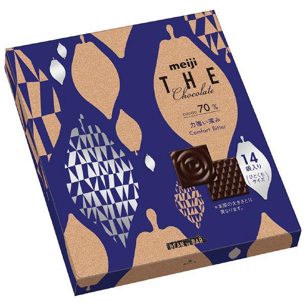 ザ・チョコレートコンフォートビター1箱