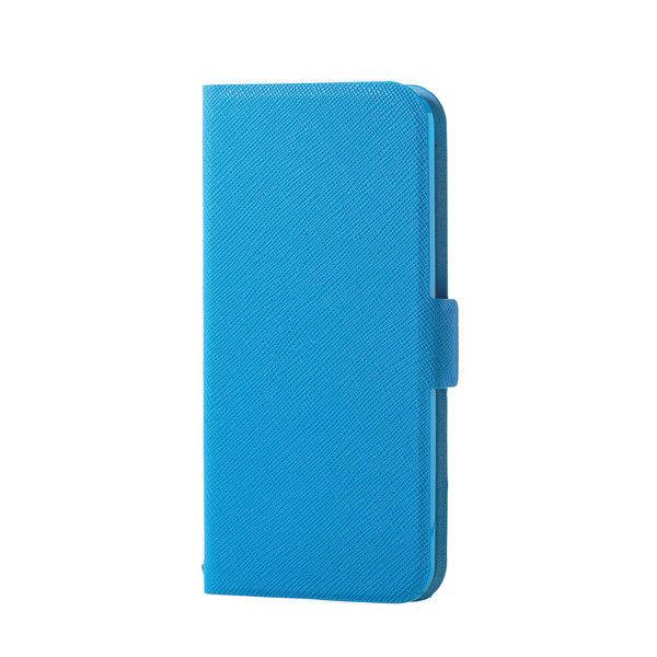 ELECOM iPod Touch/ソフトレザーカバー/ライトブルー AVA-T17PLFULBU 1個 (直送品)