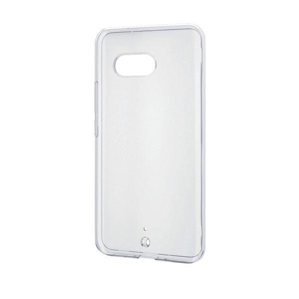 ELECOM HTC U11/ソフトケース/極み/クリア PM-HTV33UCTCR 1個 (直送品)