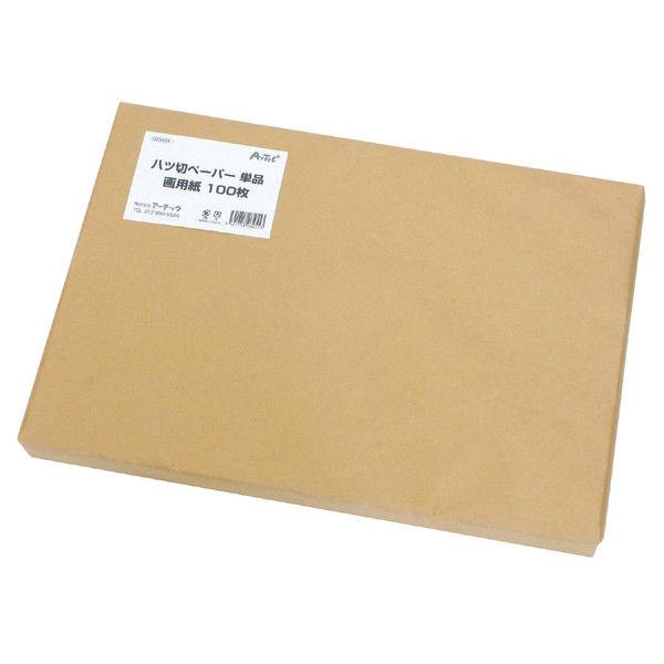 アーテック 八切ペーパー単品画用紙 4穴 100枚 3454 (直送品)