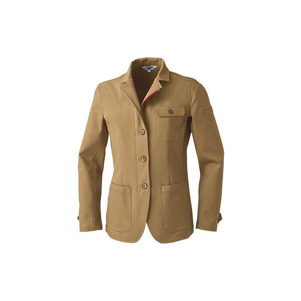 明石スクールユニフォームカンパニー レディースジャケット カーキ 9 UN5301-3-9 (直送品)