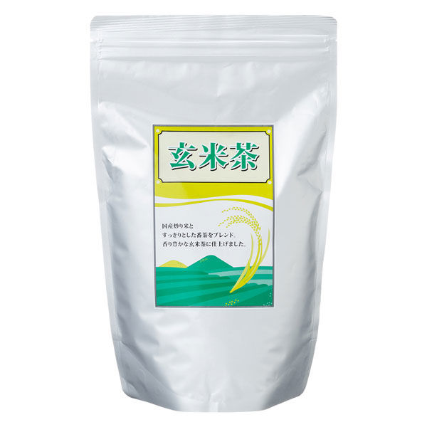 玄米茶 500g 京都茶農業協同組合