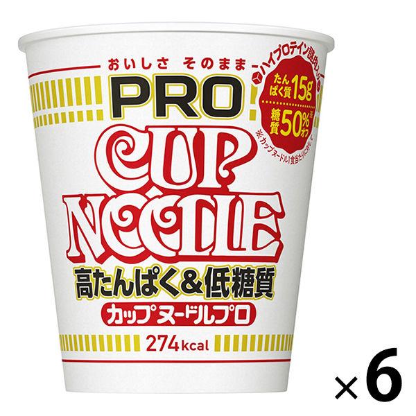 カップヌードルPRO ×6
