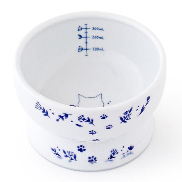 猫壱 猫用 脚付ウォーターボウル