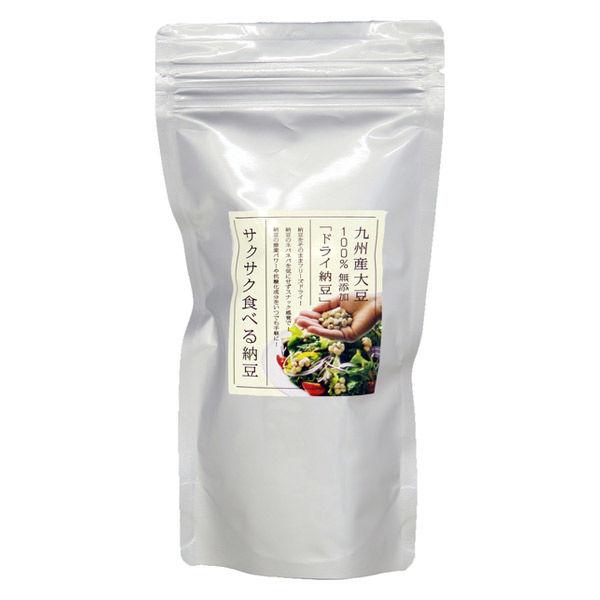 北野エース サクサク食べる納豆 100g