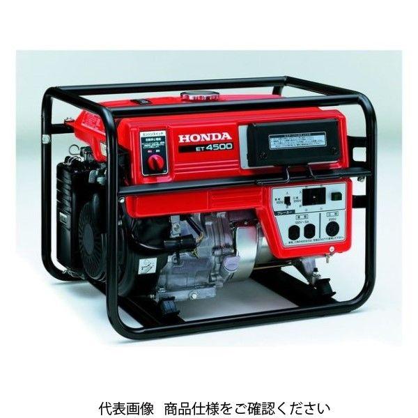 本田技研工業 三相発電機 ET ET4500K2J1 1台(直送品)
