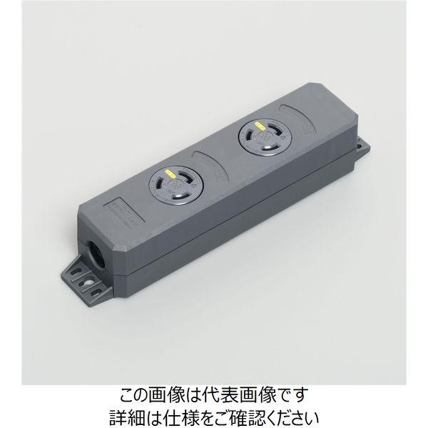 アスクル】アメリカン電機 引掛形 ダブルタップ 3223NT-L6 1個(直送品 ...