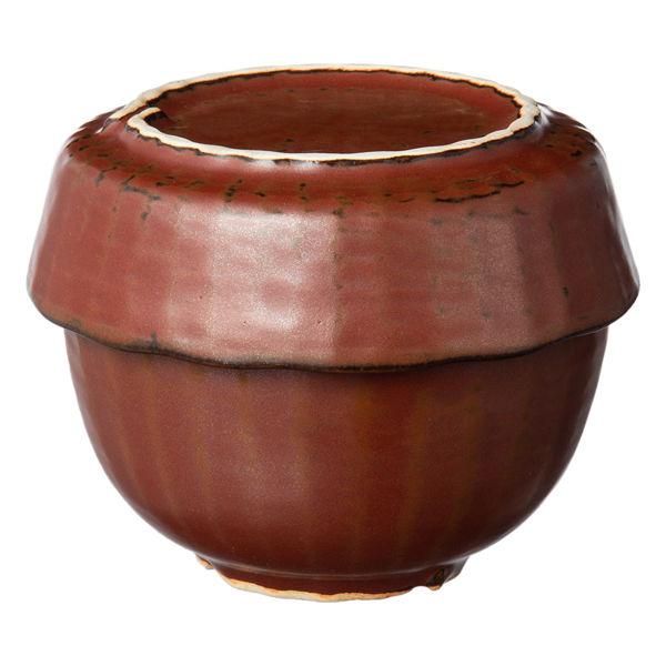 おひつ器 1合 赤茶
